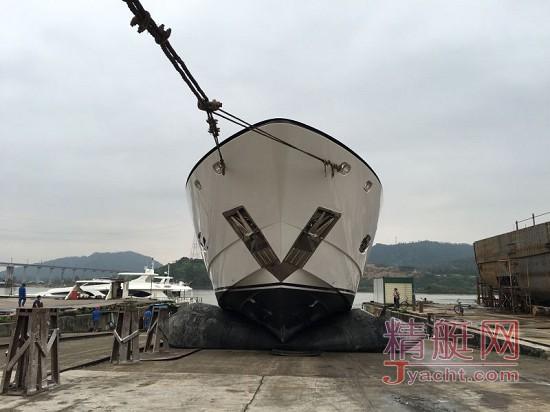 海星香港首艘Asteria 108即将交付