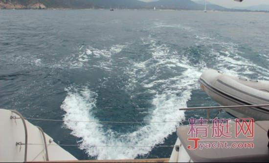 """帆船赛之初体验――最美""""司南杯"""""""