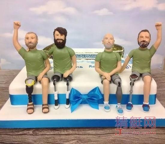 四个人、三条腿、五千多公里,残疾军人友谊小船永不翻