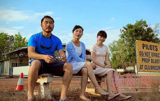 翟峰和妻子卖房卖车,带着休学的女儿航海旅行