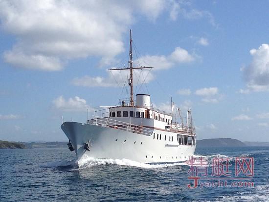 2016世界超级游艇大奖 最佳重建游艇:Malahne