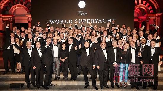 2016世界超级游艇大奖 | 年度最佳【动力艇篇】