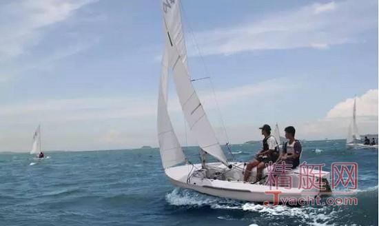 帆船课堂--帆船结构 单体帆船