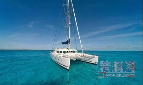 帆船课堂--帆船结构 双体帆船