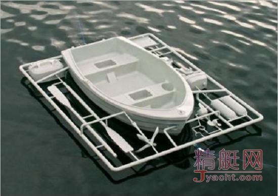 全球不一样的新奇游艇设计