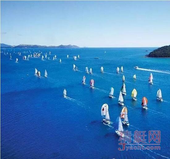 帆船课堂--迎风行驶