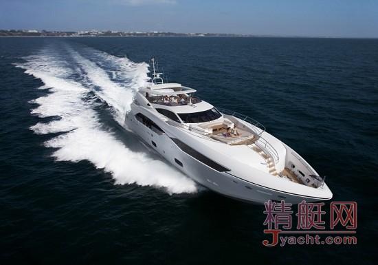 英国Sunseeker游艇 115 Sport Yacht