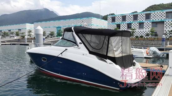 美国产的二手运动游艇SeaRay(希瑞)280游艇yacht