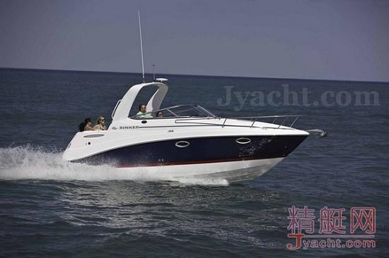 美国产Rinker(溜冰者)260游艇yacht