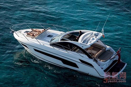 英国豪华游艇品牌Sunseeker(圣汐)Portofino 40游艇yacht