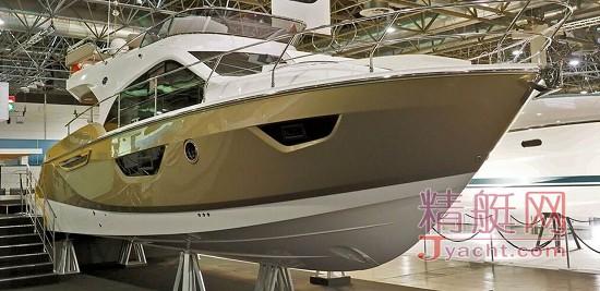 意大利Sessa(塞莎)品牌旗下最新飞桥款Fly 42游艇yacht