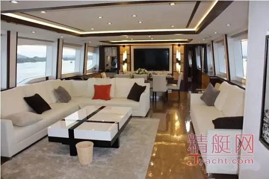 海星Asteria 108:超五星享受的海上社交空间和居住空间