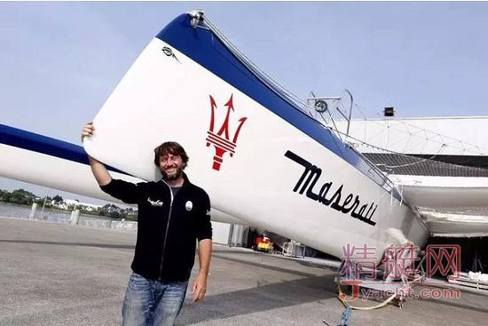 跨界――玛莎拉蒂帆船是什么鬼
