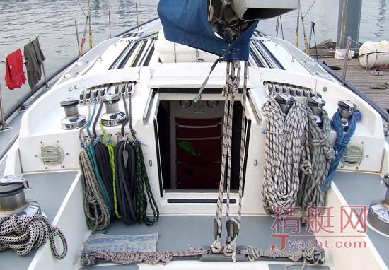 有关帆船绳的学问,我们还要知道更多!