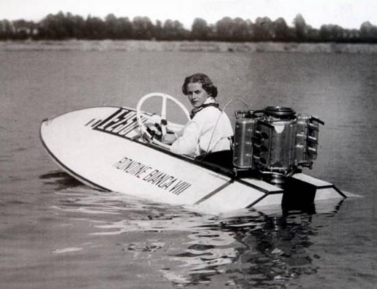 历史上的丽娃赛艇上世纪3的激情、传承和传统