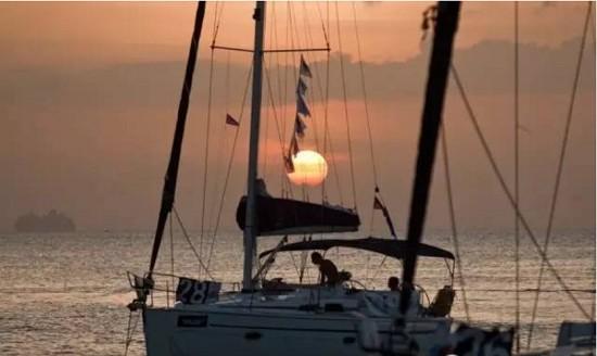 玩帆船需要多少钱?比买车便宜!