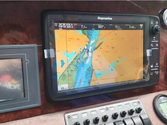 带你认识常用游艇航海仪器