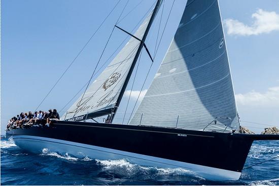 Loro Piana携手翡翠湾游艇会举办第八届超级帆船赛