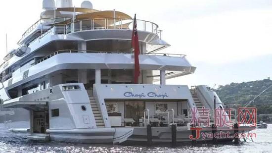 超级游艇-艇库荟萃 | 功能&创新&美学