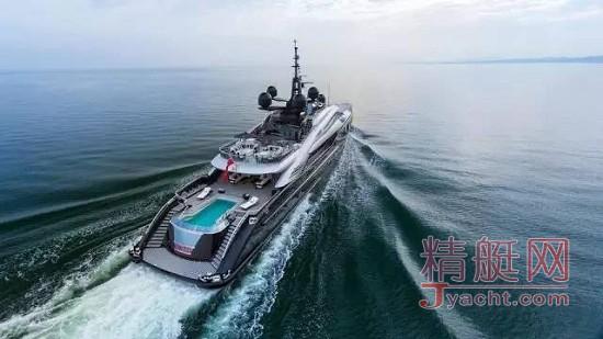 尘埃落定 | Palumbo收购意大利超级游艇ISA 66米Okto