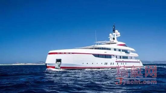 尘埃落定 | Palumbo收购意大利超级游艇ISA 55米Forever One