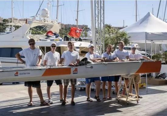 最高25节!仅靠太阳能为动力的游艇挑战赛