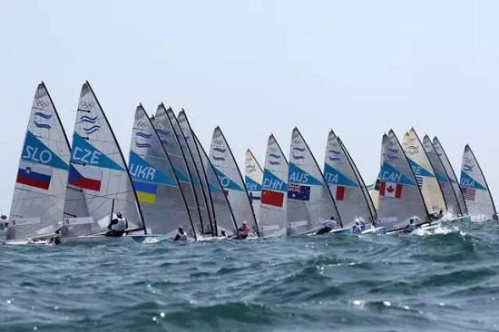 奥运10问|带你深入了解帆船帆板项目
