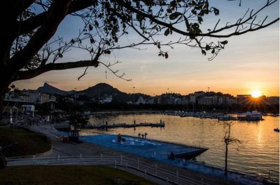 直击里约奥运会现场,帆船运动员们赛前都在干啥?
