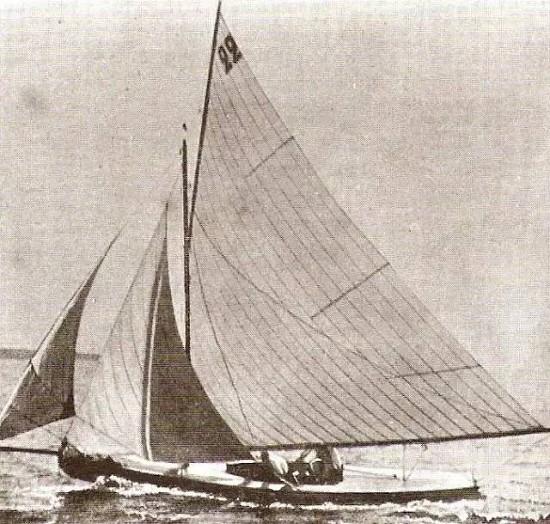 """帆船运动的百年奥运""""折腾史"""""""