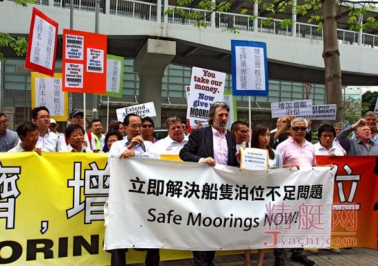 香港游艇业停滞 无泊位是症结