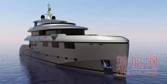 中国造超级游艇海外亮剑 | 最新艇型 Heysea Sealink 152海星游艇