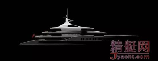 中国造超级游艇海外亮剑 | 最新艇型 普莱德超级游艇(Pride Mega Yachts)