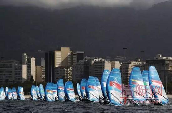 2016里约奥运会帆船比赛场地为瓜纳巴拉湾(Guanabara Bay)
