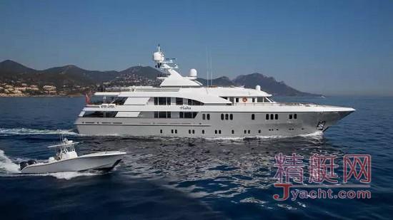等两年?No!即刻拿下17艘顶级超级游艇superyacht Hadia