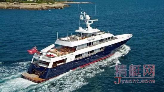 等两年?No!即刻拿下17艘顶级超级游艇superyacht Helios 2