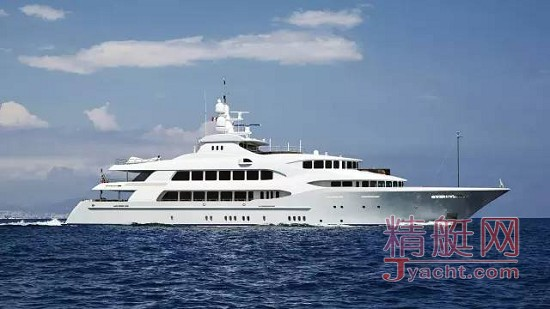 等两年?No!即刻拿下17艘顶级超级游艇superyacht Mia Elise II