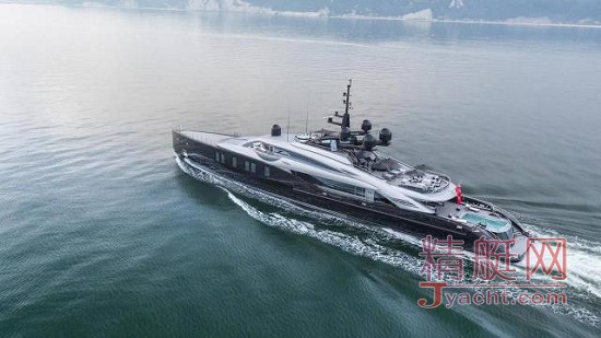 等两年?No!即刻拿下17艘顶级超级游艇superyacht Okto