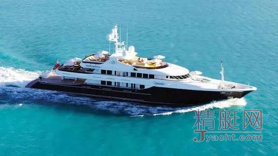 Unbridled 全长:58.22米 船厂:美国Trinity Yachts 年份:2009年 售价:$34,999,000 经纪公司:IYC