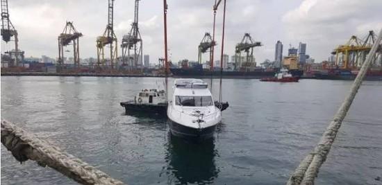 劲爆!!圣汐亚洲再迎两艘新艇