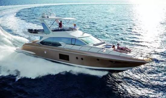 阿兹慕66 杜塞尔多夫游艇展全球首发