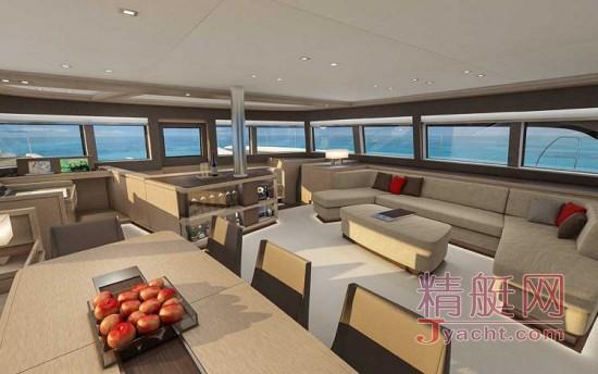 辛普森游艇(Simpson Marine)售出亚洲首艘Lagoon(蓝高)77双体帆船和78双体动力艇