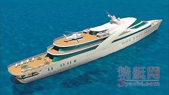 Top 20 | 全球在建游艇