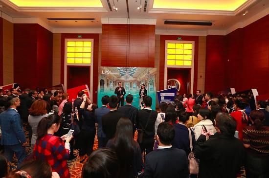 LPS VIP盛大开幕仪式 闪耀开启全球房产至尊盛宴