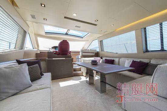 蒙地卡罗MC6S――一艘无与伦比的游艇
