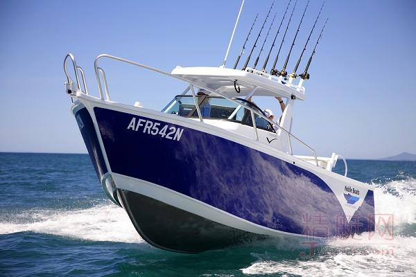 Noble7.5M钓鱼艇