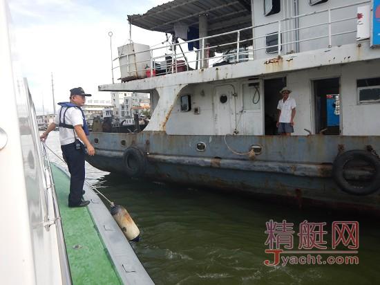 三亚海事局开展中秋节前水上安全隐患排查专项整治