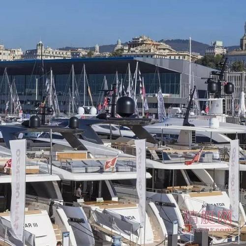 意大利热那亚国际游艇展(Salone Nautico Internazionale,Genoa International Boat Show)