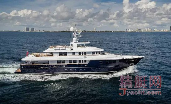 直降215万美金 中国制造42米超艇Star(东海船舶Kingship、中国)