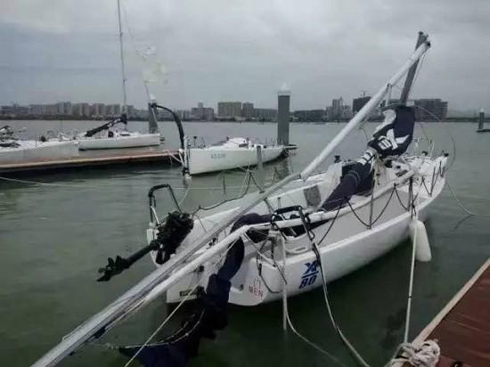台风时如何保护自己的船