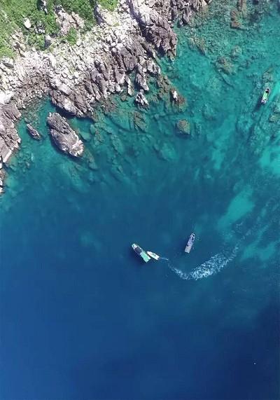 """国内竟然藏着一个""""沉船湾"""",堪比马尔代夫!"""